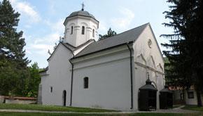 Monastery Ćelije