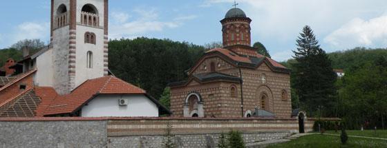 Monastery Lelic