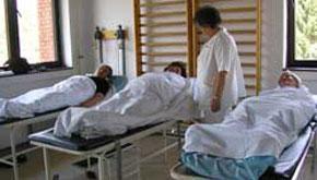 Banja Vrujci lecenje, fizikalna terapija