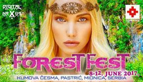 Forest fest 2017