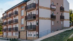 Novi apartmani na prodaju u Banji Vrujci