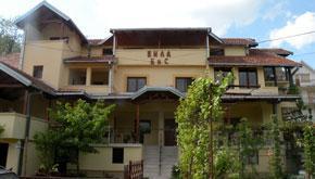 Vila BiS - sobe