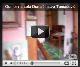 TV show about spa Vrujci - Household Tomasevic