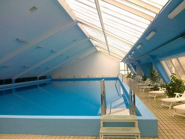 Renoviran zatvoreni bazen