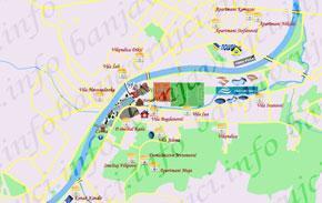 Mapa banje Vrujci