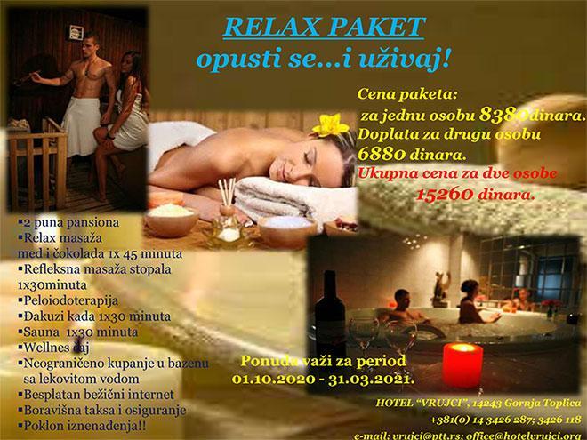 relax paket